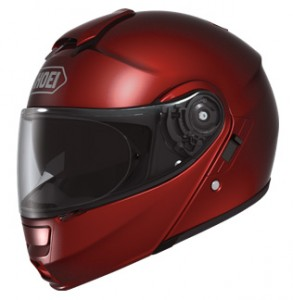 Save on top motorcycle helmet brands like Shoei