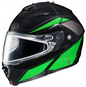 Save on top snowmobile helmets brands like HJC