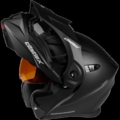 Bell Dual Sport Helmet >> CASTLE EXO CX-950 DUAL SPORT MODULAR - K.C. Cycle Helmet World